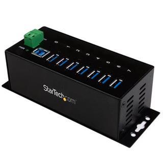 Concentrador Startech USB 3.0 con Protección ...