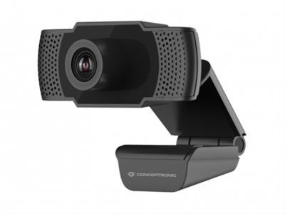 Conceptronic AMDIS01B 1080p Full HD Webcam