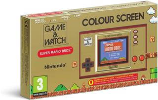 Consola Nintendo Game & Watch: Super Mario Bros