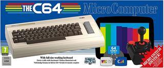Consola retro Commodore C64 Maxi