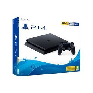 CONSOLA  SONY 9388876 PS4 500GB NEGRA SONY I·