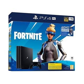 Consola SONY PS4 PRO 1TB + FORTNITE