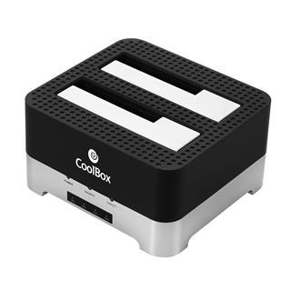 CoolBox DUPLICADOR HDD 3.5 -2.5   USB3.0