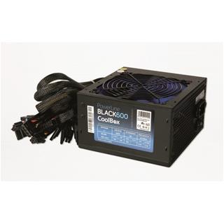 CoolBox FTE. ALIM. ATX POWERLINE BLACK 600