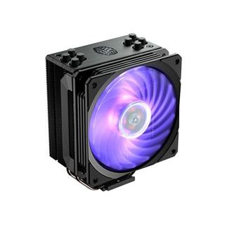 Cooler Master DISIPADOR COOLERMASTER HYPER 212 RGB BLACK EDITION