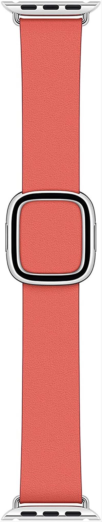 Correa Apple Watch 40mm L pomelo rosa