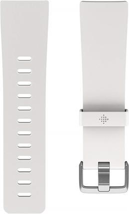 Correa para smartwatch Fitbit Versa clásica blanca pequeña