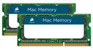 MAODULO SODIMM DDR3 CORSAIR MAC 8GB(2X4GB) 1066MHZ