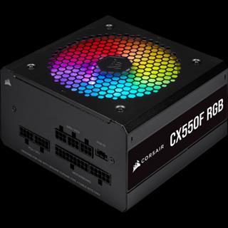 Corsair CX550F RGB unidad de fuente de ...