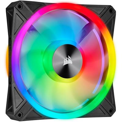 Corsair iCUE QL140 RGB PWM Single Pack ventilador ...