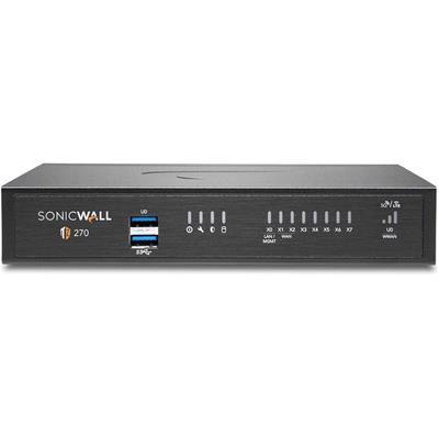 Cortafuegos Sonicwall TZ270 Secure Upgrade Plus