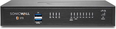 Cortafuegos Sonicwall TZ370 Secure Upgrade Plus