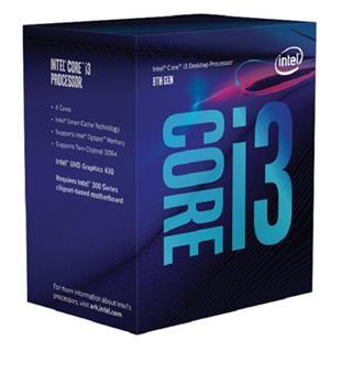 Procesador Intel Core i3-8100 Socket 1151 6M ...