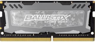 Memoria Ram Crucial 16GB DDR4 2666 MT/s PC4-21300 SODIMM