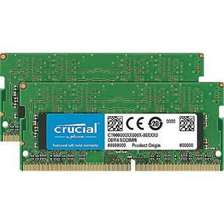 Crucial 16GB Kit 8GBx2 DDR4 3200 MT/s