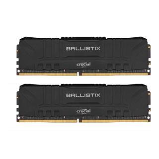 Crucial 2x16GB Kit DDR4 3200MT/s UDIMM Black