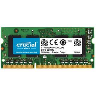 Crucial 4GB DDR3L 1333 MT/s PC3-10600 CL9SODIMM