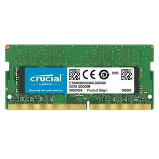 Crucial 4GB DDR4 3200 PC4-25600 CL22 SODIMM