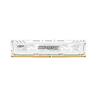 MODULO DDR4 8GB 3200MHZ CRUCIAL  CL16 Ballistix Sport LT White