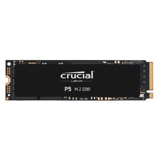 Crucial P5 250GB 3D NAND NVME PCIE M2 SSD