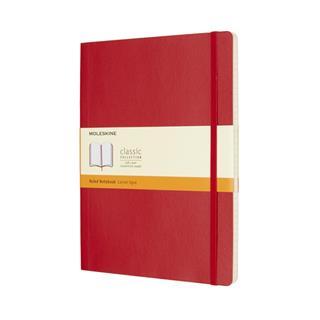 Cuaderno BLOCK ROJO MOLESKINE