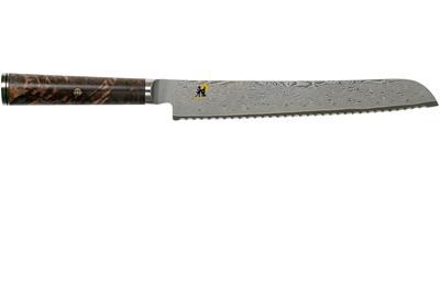 Cuchillo Zwilling Miyabi 5000MCD 67 bread knife ...