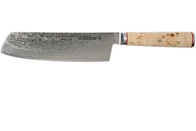 Cuchillo Zwilling Miyabi 5000MCD Nakiri 17cm