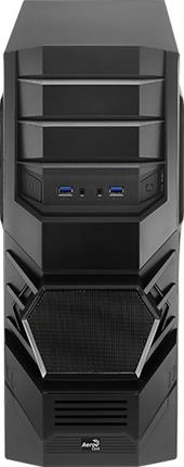 CAJA SEMITORRE GAMING AEROCOOL CYCLOPS ADVANCE BLACK USB 3.0