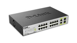 D-LINK 16-ports poe switch            cpnt