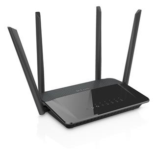 ROUTER D-LINK AC1200 MU-MIMO WIFI + 4xGigabitEther