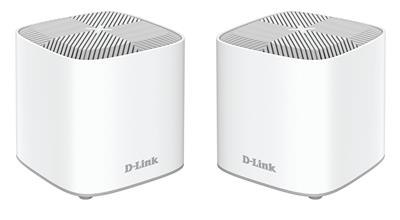 D-Link AX1800 DUAL BAND MESH WI-FI 6 2PACK