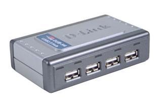 D-Link Hub/4xUSB2.0