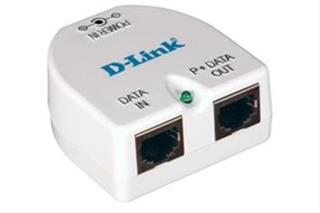 INJECTOR POE GIGABIT 1-PORT D-LINK 48V 0.4A 19.2W
