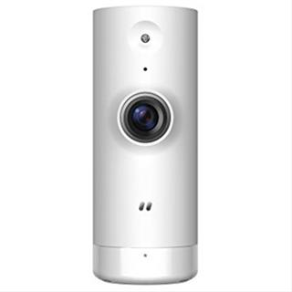 D-LINK MINI HD WI-FI CAMERA 1280X720 IR LED ONE WAY AUDIO