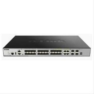D-Link SWITCH 24P.GIGA L3 STACK MANAGED