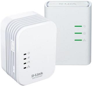 ADAPTADOR POWERLINE AV2 500HD D-LINK 2UD WIFI