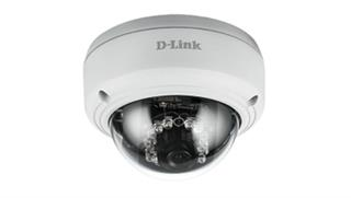 D-LINK TRADE VIGILANCE FULL HD POE DOME     INDOOR CAMERA