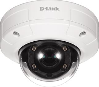 D-Link Vigilance 5MP V/P O/D Dome Camera