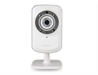 D-Link IPCamera CS WirelN Home WPS IR w/mydlink