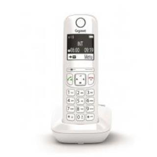 DECT GIGASET AS690 WHITE        WHITE