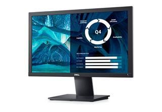 """Monitor Dell E2020H 19.5"""" LED HD"""