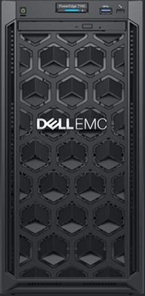 SERVIDOR DELL POWEREDGE T140 Xeon E-2124 8GB 1X1TB·DESPRECINTADO