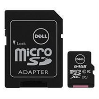 Dell Technologies 64GB CLASS 10 MICROSDXC CARD SD ...