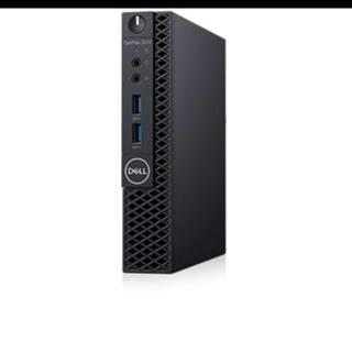 Dell Technologies OPTIPLEX 3070 MFF I3 W10P 4/500 1Y