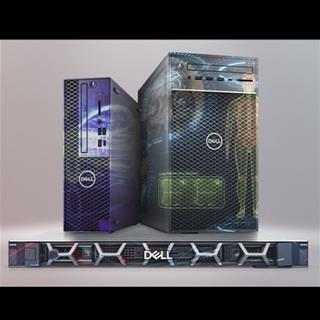 Dell Technologies PRECI 3640 I7-10700 8/256 W10P