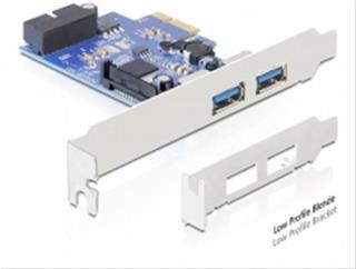 TARJETA PCI-E 2+1 PUERTOS USB 3.0