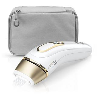 Depiladora luz Pulsada Braun Silk-expert Pro 5 ...
