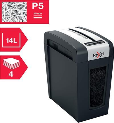 Destructora de papel Rexel Secure MC4-SL ...