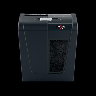 Destructora Rexel Secure S5 negro