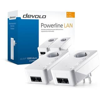 DEVOLO DLAN 1000 DUO+ STARTER KIT PLC·